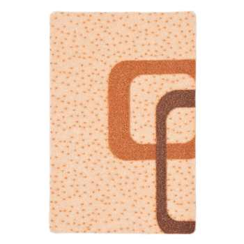 موکت ظریف مصور طرح سایه زمینه کرم کد 2011