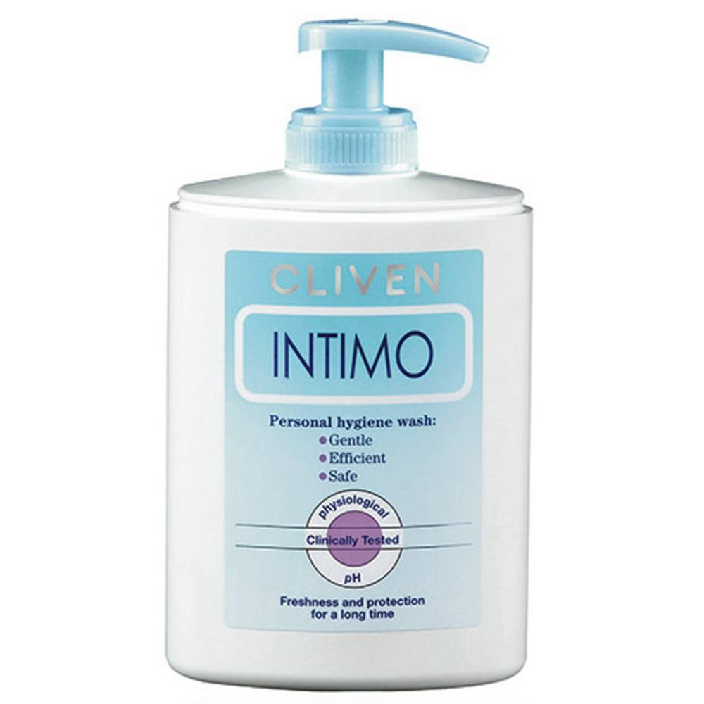محلول شستشوی بانوان کلیون مدل Intimo Personal Hygiene Wash حجم 300 میلی لیتر