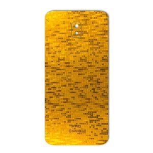 برچسب پوششی ماهوت مدل  Gold-pixel Special مناسب برای گوشی Samsung J5 Pro 2017