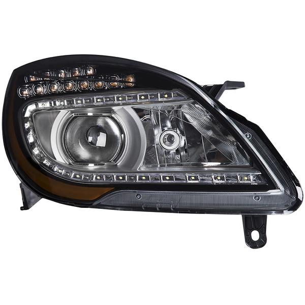 چراغ جلو مدل AAB4121200 مناسب برای خودروهای لیفان LF-X50