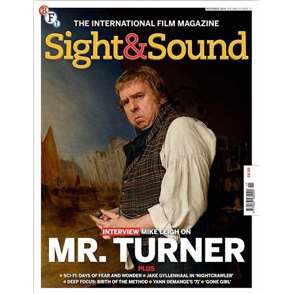 مجله Sight & Sound - نوامبر 2014