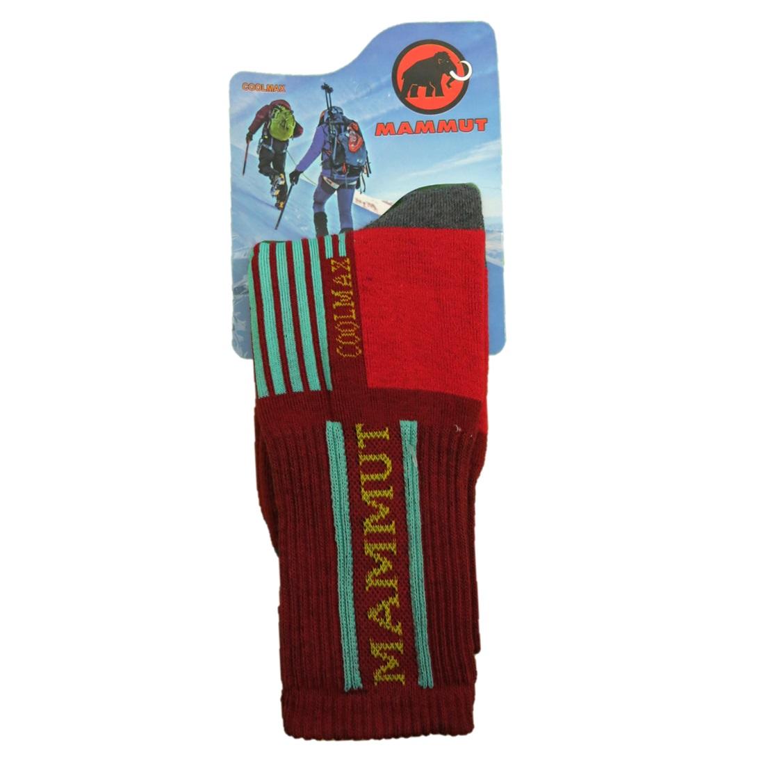 جوراب کوهنوردی مردانه ماموت مدل SO_09