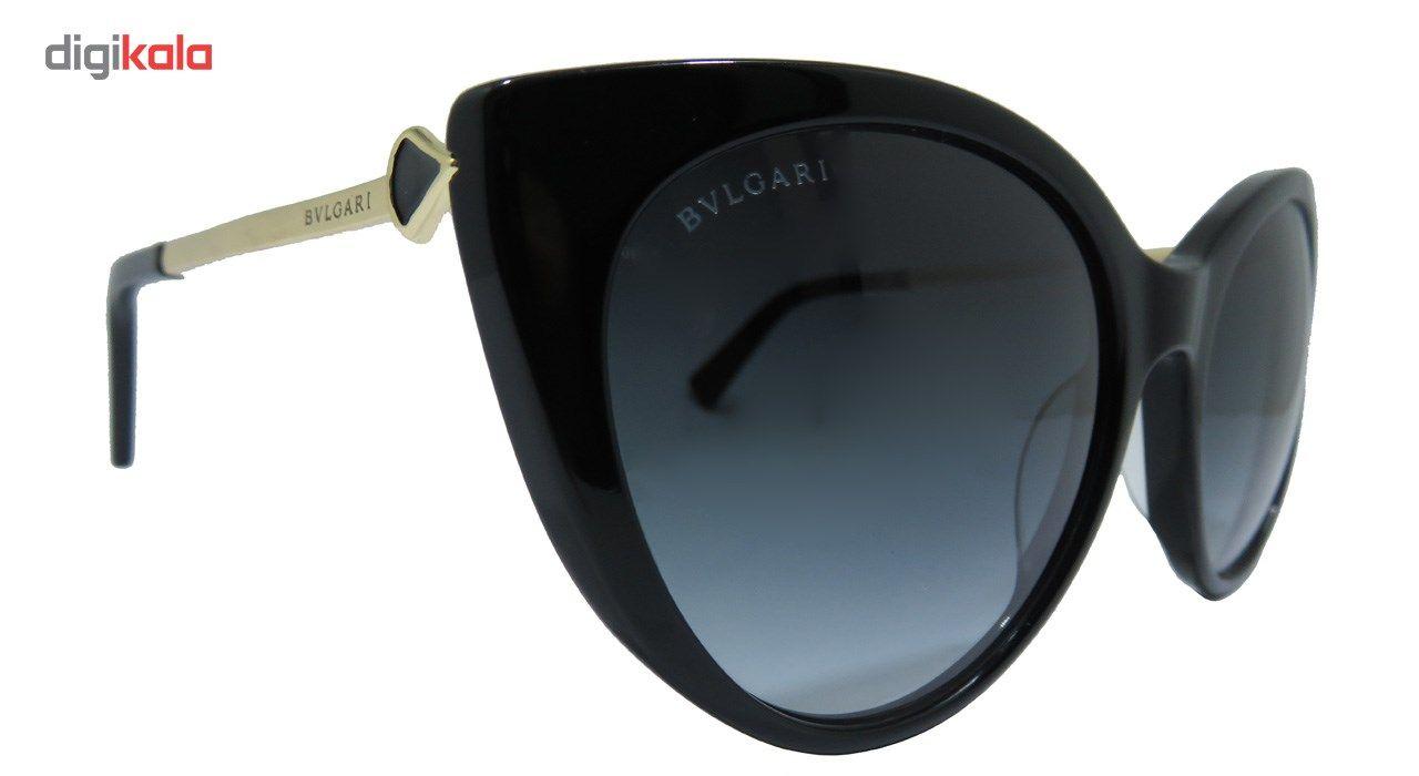 عینک آفتابی بولگاری مدل BV8195 501/8G 2N-Original 52 -  - 3