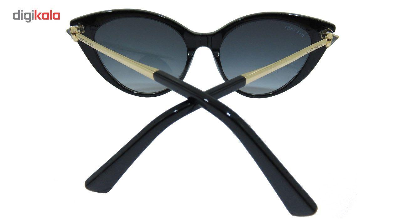 عینک آفتابی بولگاری مدل BV8195 501/8G 2N-Original 52 -  - 7
