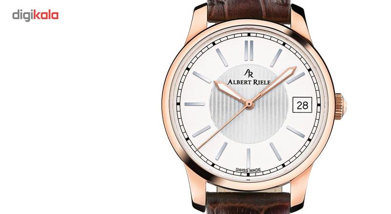 ساعت مچی عقربه ای زنانه آلبرت ریله مدل 206LQ02-SP33I-LN