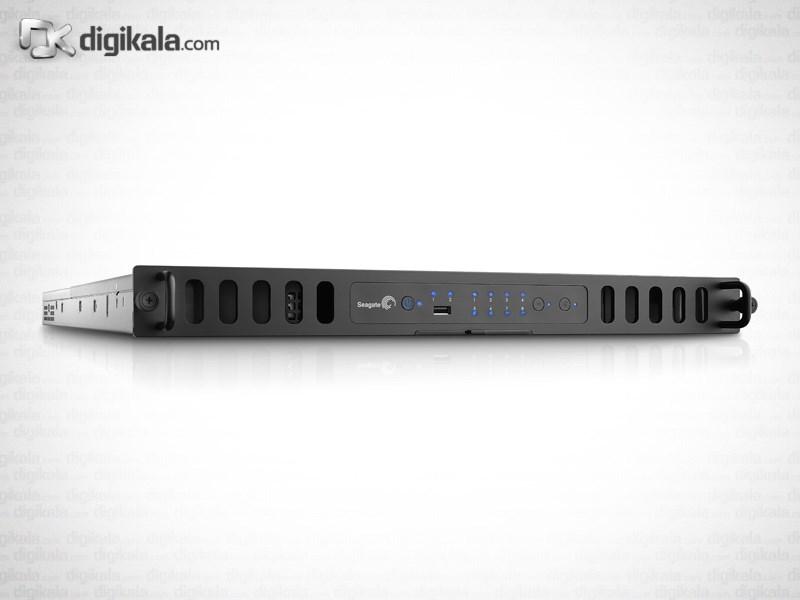 ذخیره ساز تحت شبکه 8Bay سیگیت مدل بیزینس استوریج رکمونت ظرفیت 32 ترابایت