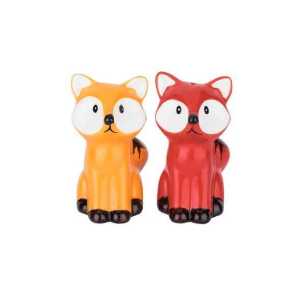 ست نمک و فلفل پاش تانتی تونی مدل- FOX SHAPED - PEPE GDSP17005