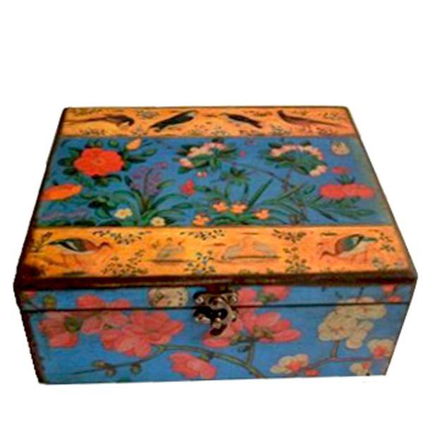 جعبه جواهرات وندا طرح بوستان