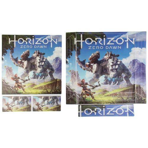برچسب پلی استیشن 4 اسلیم مدل Horizon Zero Dawn