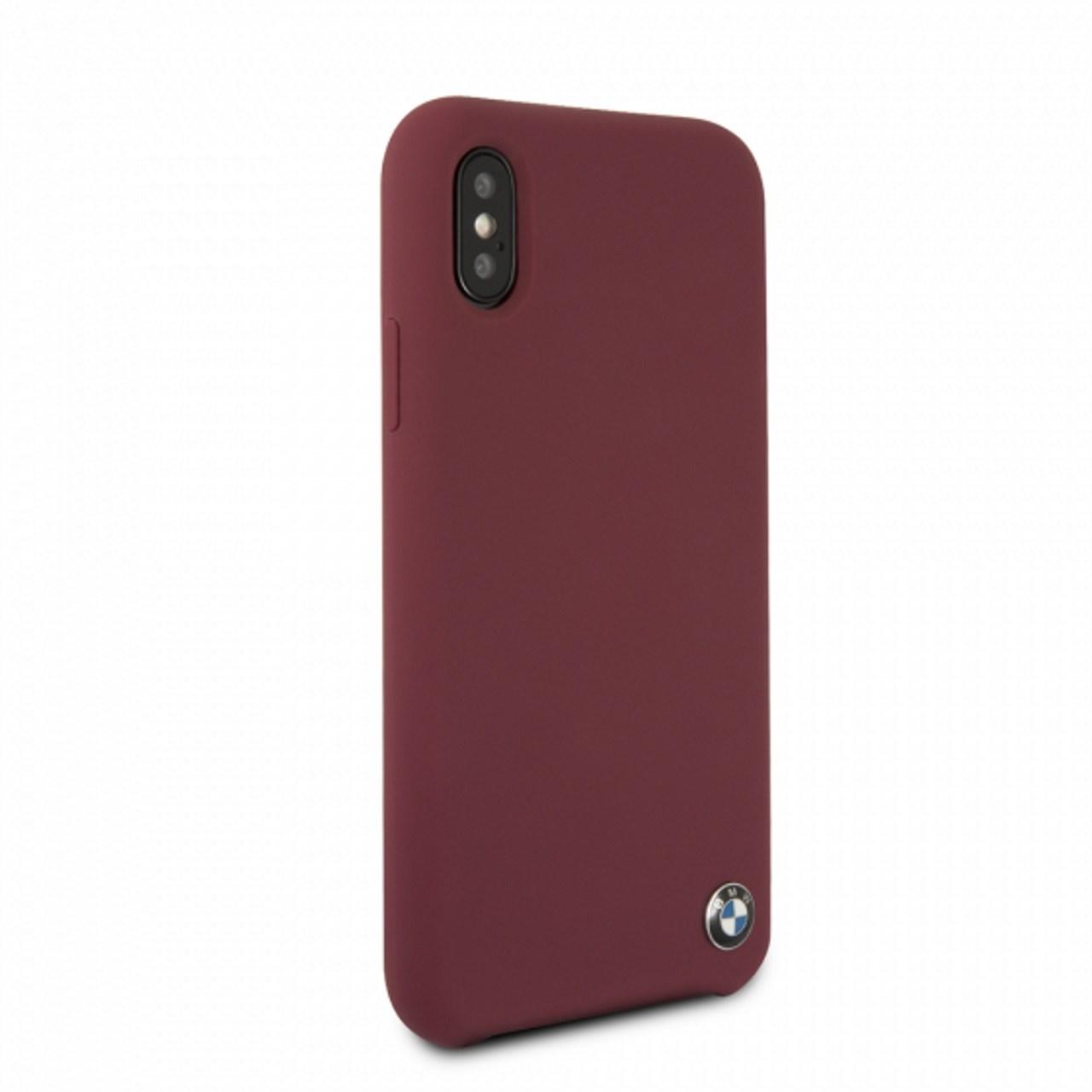 کاور سیلیکونی سی جی موبایل مدل بی ام و مناسب برای گوشی موبایل آیفون X