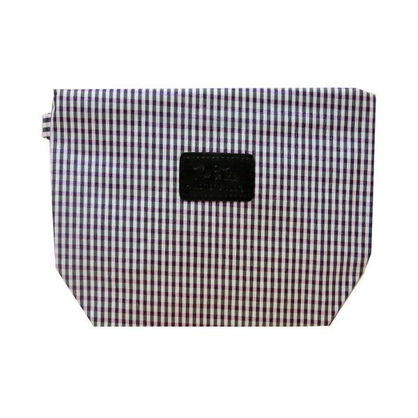 کیف لوازم آرایش پوستین مدل P_A03