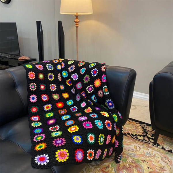 شال مبل و تخت مدل S2 سایز 120×120 سانتیمتر