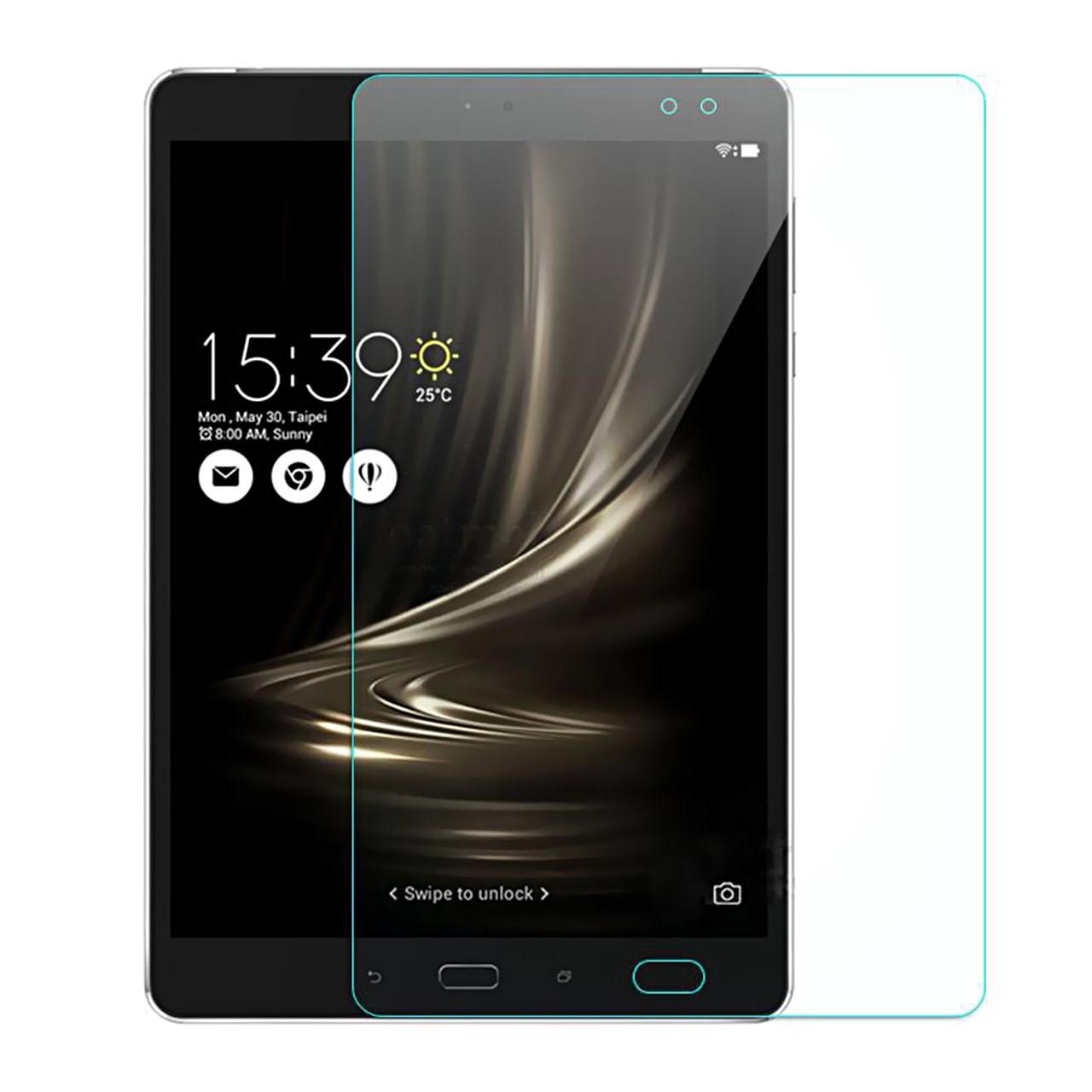 محافظ صفحه نمایش شیشه ای تمپرد مناسب برای تبلت ایسوس Zenpad 3S 10 Z500KL