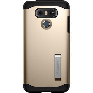 کاور اسپیگن مدل Slim Armor مناسب برای گوشی موبایل ال جی G6