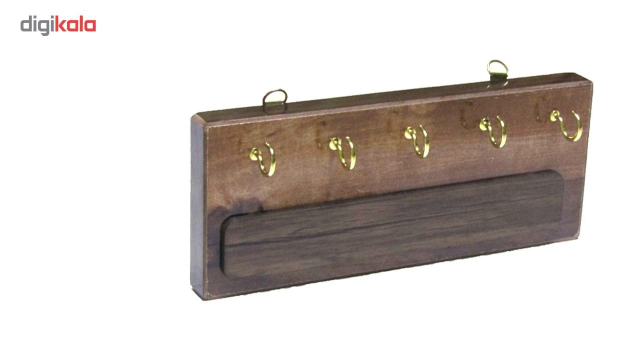 خرید                      جا کلیدی مبتکر کد JKAN220 مدل مینی