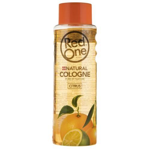 افتر شیو رد وان سری Natural Cologne  مدل Citrus حجم 400 میلی لیتر