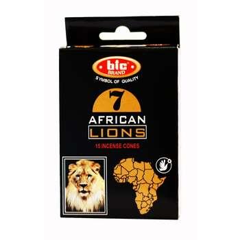 عود بیک مدل African Lions کد 1040