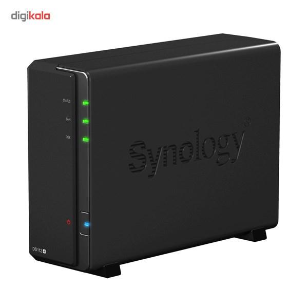 ذخیره ساز تحت شبکه 1Bay سینولوژی مدل دیسک استیشن +DS112