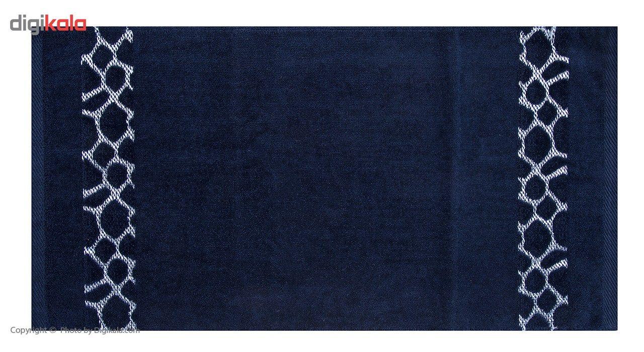 حوله دستی ناوالس - سایز 30 × 57 سانتی متر main 1 3