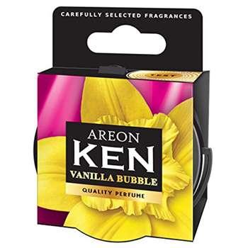 خوشبو کننده خودرو  آرئون مدل Ken  با رایحه Vanilla Bubble