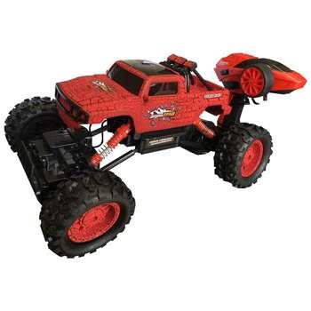 ماشین اسباب بازی کنترلی آفرود قدرتی نارنجی مدل Racing Rally | Racing Rally