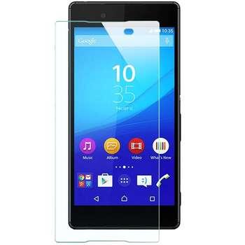 محافظ صفحه نمایش شیشه ای تمپرد مناسب برای گوشی موبایل سونی Xperia Z4