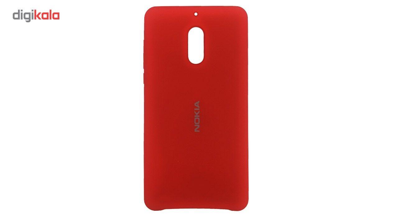 کاور سیلیکونی مناسب برای گوشی موبایل نوکیا 6 main 1 3