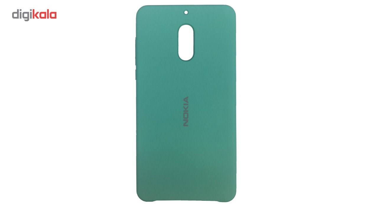 کاور سیلیکونی مناسب برای گوشی موبایل نوکیا 6 main 1 4