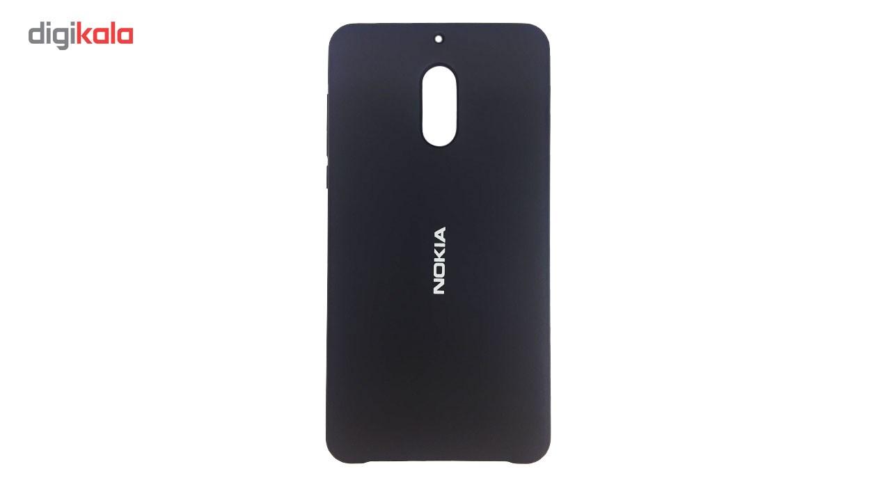 کاور سیلیکونی مناسب برای گوشی موبایل نوکیا 6 main 1 5