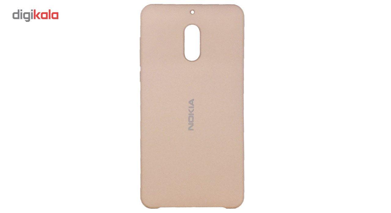 کاور سیلیکونی مناسب برای گوشی موبایل نوکیا 6 main 1 6