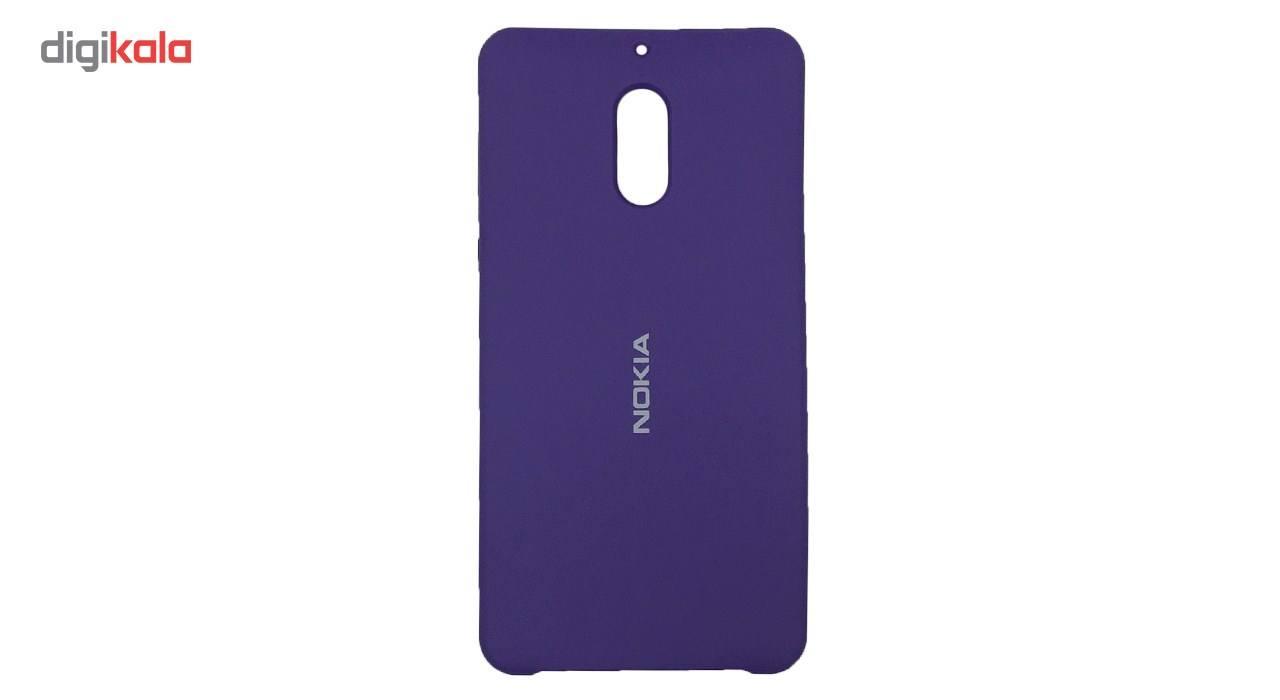 کاور سیلیکونی مناسب برای گوشی موبایل نوکیا 6 main 1 7