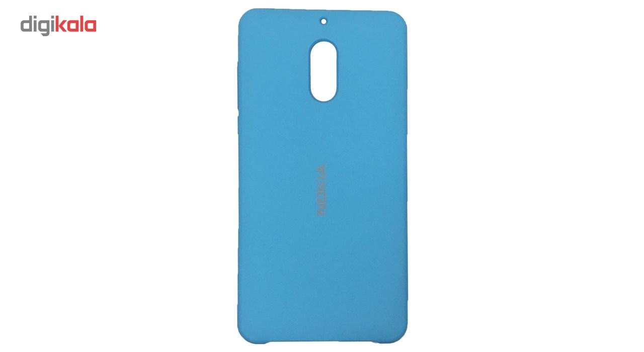 کاور سیلیکونی مناسب برای گوشی موبایل نوکیا 6 main 1 8