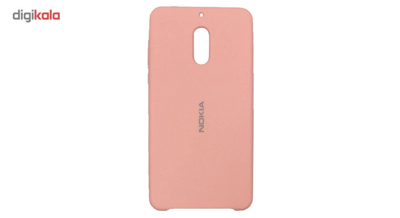 کاور سیلیکونی مناسب برای گوشی موبایل نوکیا 6 main 1 9