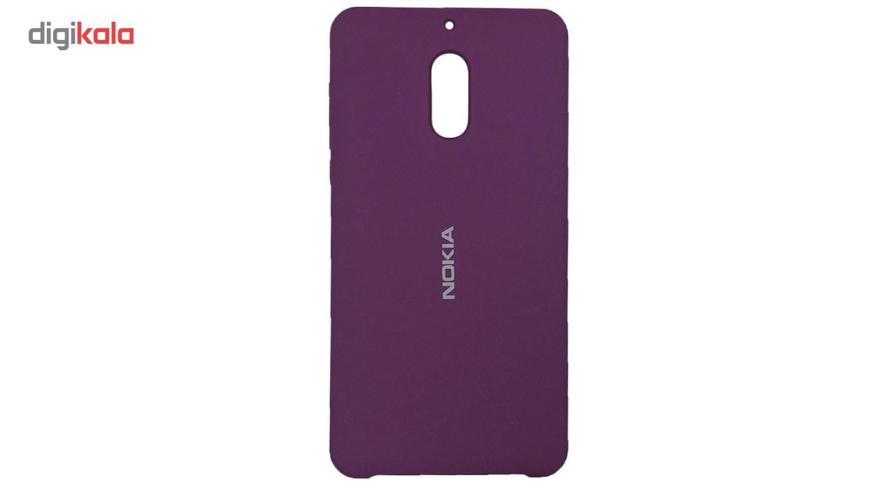 کاور سیلیکونی مناسب برای گوشی موبایل نوکیا 6 main 1 10
