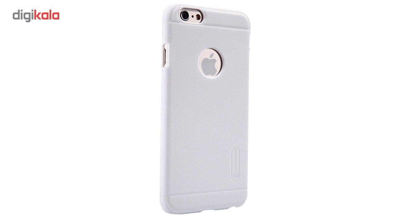 کاور نیلکین مدل Super Frosted Shield مناسب برای گوشی موبایل اپل Iphone 6/6S main 1 3