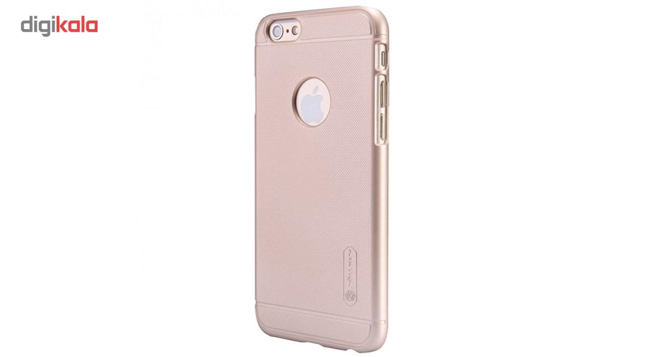 کاور نیلکین مدل Super Frosted Shield مناسب برای گوشی موبایل اپل Iphone 6/6S main 1 4
