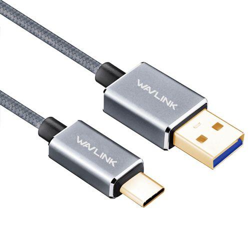 کابل تبدیل 3.0 USB به USB-C ویولینک مدل WL-CB04 طول 1 متر