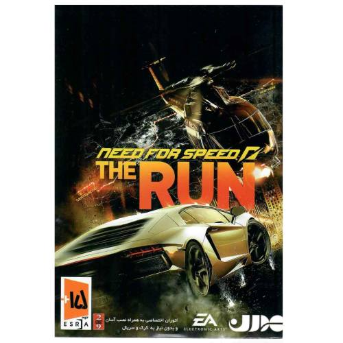 بازی Need For Speed The Run مخصوص PC
