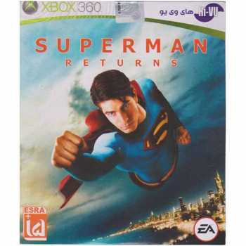 بازی Super Man Returns مخصوص ایکس باکس 360