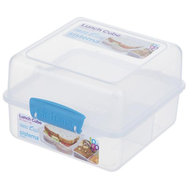 ظرف نگهدارنده سیستما سری Lunch Cube کد 1116-21731