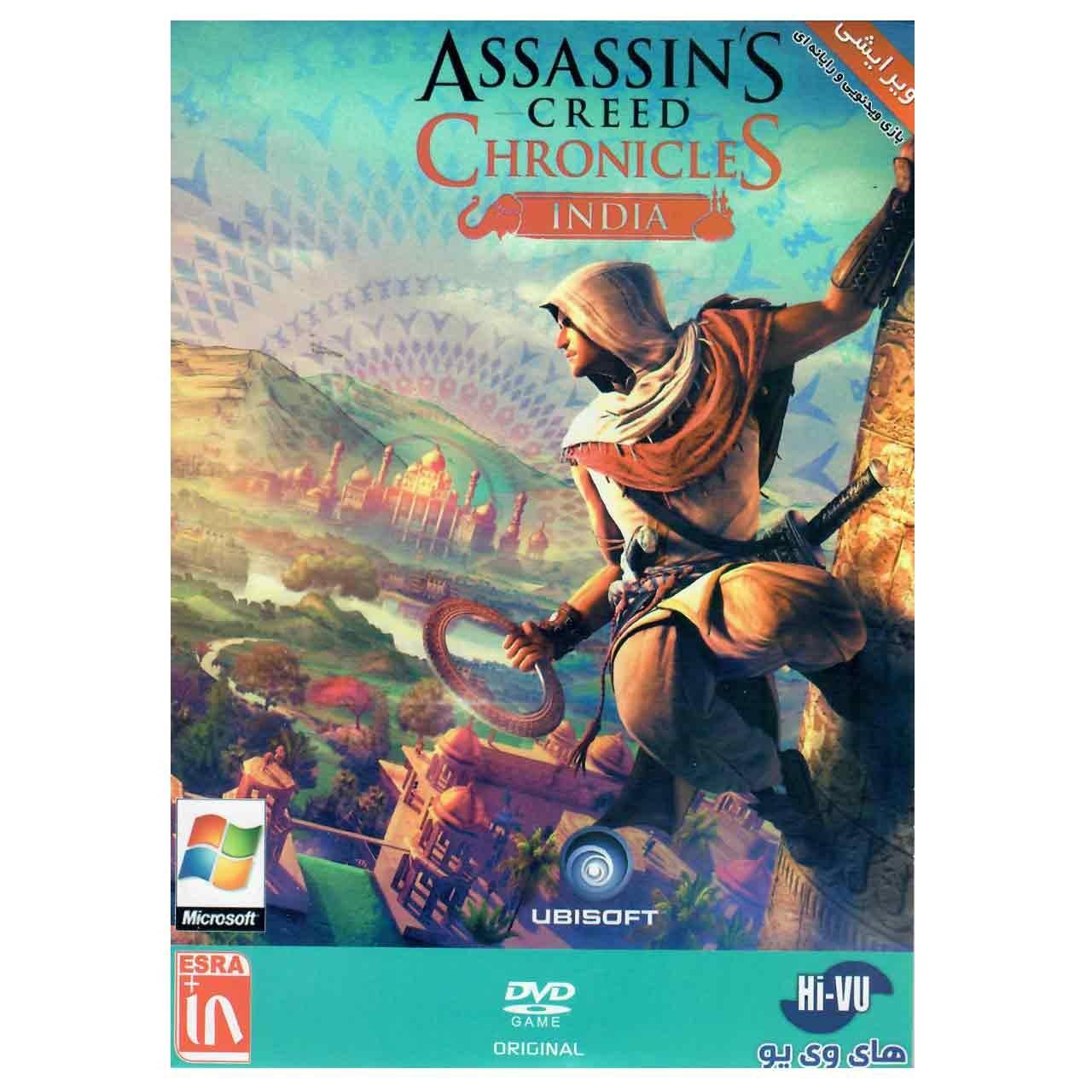 بازی Assassins Creed Chronicles India مخصوص PC