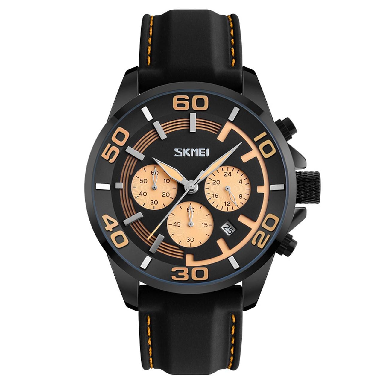 ساعت مچی عقربه ای مردانه اسکمی مدل 9154 کد 01              خرید (⭐️⭐️⭐️)
