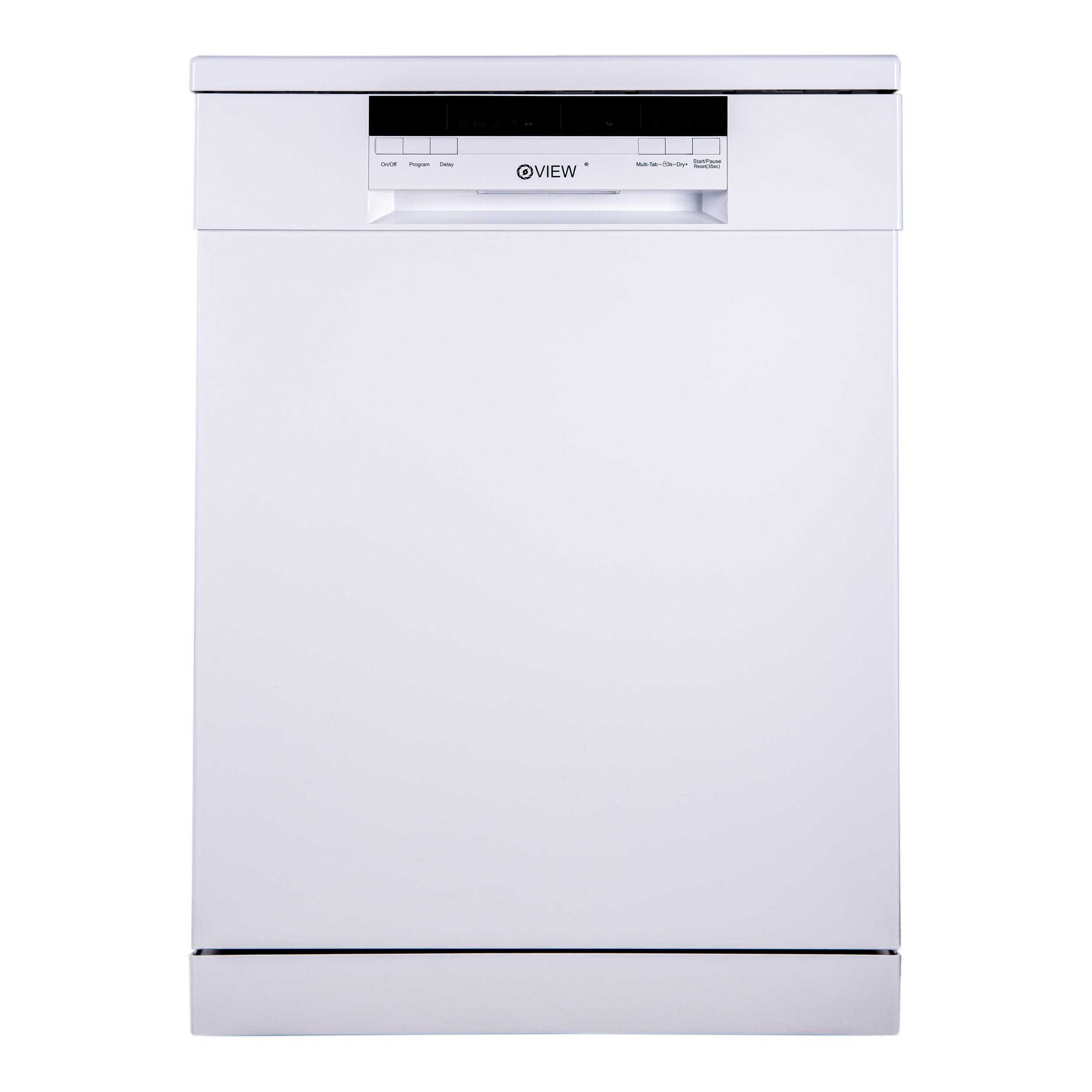 ماشین ظرفشویی وی یو مدل VALZ-14FGW