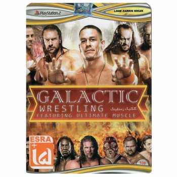 بازی Galactic Wrestling مخصوص PS2