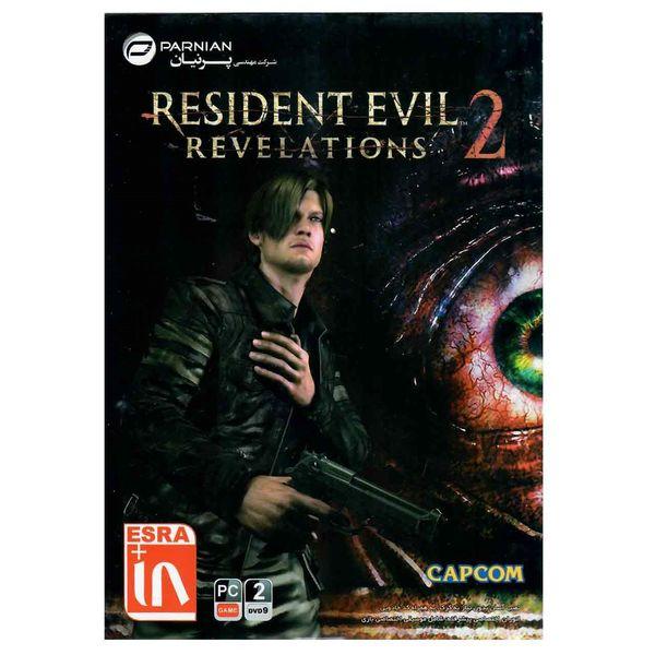 بازی Resident Evil Revelation 2 مخصوص PC