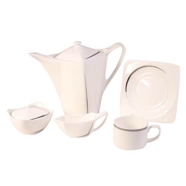 سرویس چای خوری  17 پارچه مورانو طرح راما