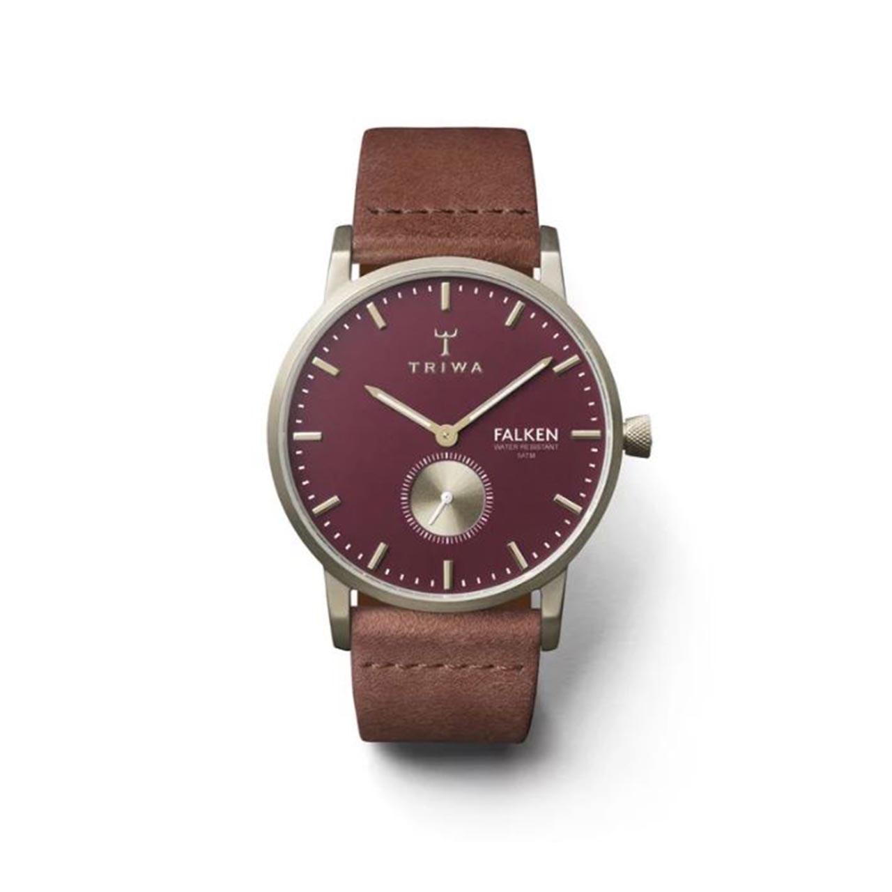 عکس ساعت عقربه ای تریوا مدل روبی فالکن