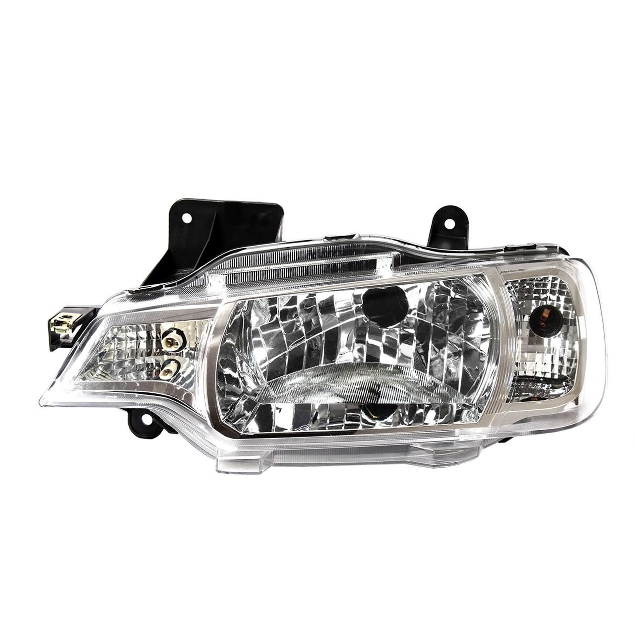 چراغ جلو چپ خودرو اس ان تی مدل SNTARHL  موتوردار مناسب برای آریسان