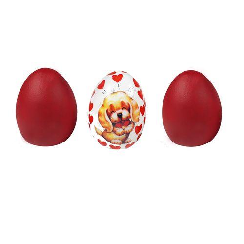 تخم مرغ تزیینی سفره هفت سین گالری میس کادو  مدل MK21