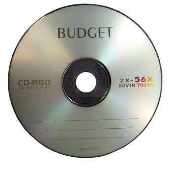 سی دی خام باجت کد 02 بسته 10 عددی